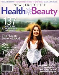 NJ Health and Beauty magazine